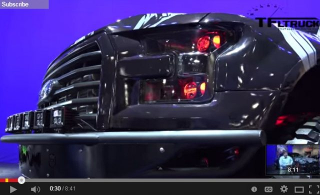Review|Ford F150 Raptor 2015 Kit?