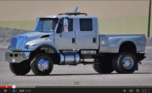 largest pickup truck on the market - Worlds Biggest Pickup ruck!